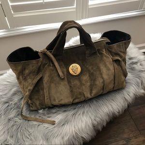 Authentic Gucci Hysteria Suede Bag